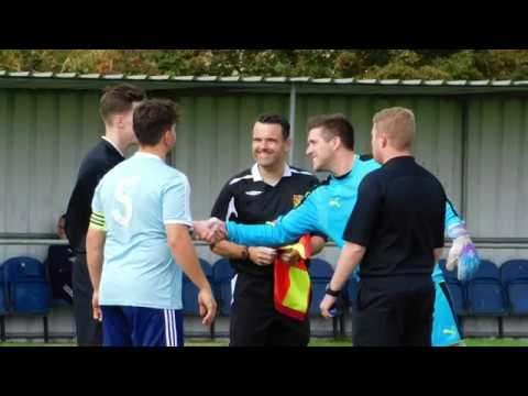 GODMANCHESTER ROVERS 1-0 RAUNDS TOWN: GAME HIGHLIGHTS MOVIE...