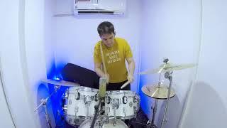 J Balvin - Amarillo Drum cover