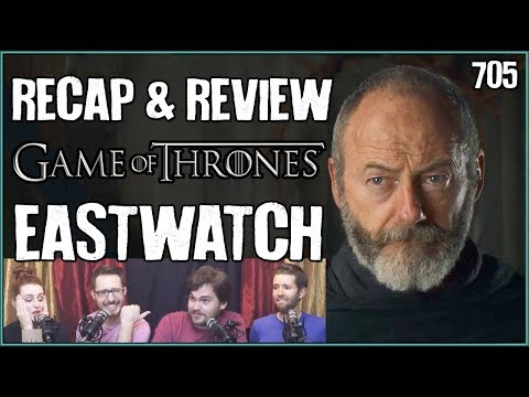 Game of Thrones 705: Eastwatch LIVE Reaction