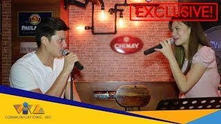 [EXCLUSIVE!] Dingdong Dantes Sings 'Di Na Muli OST with Lead Singer, Janine Teñoso