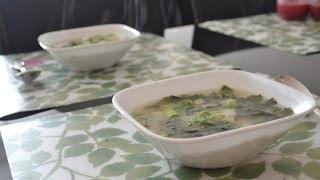 Самый лучший Мисо-суп! Готовим дома.