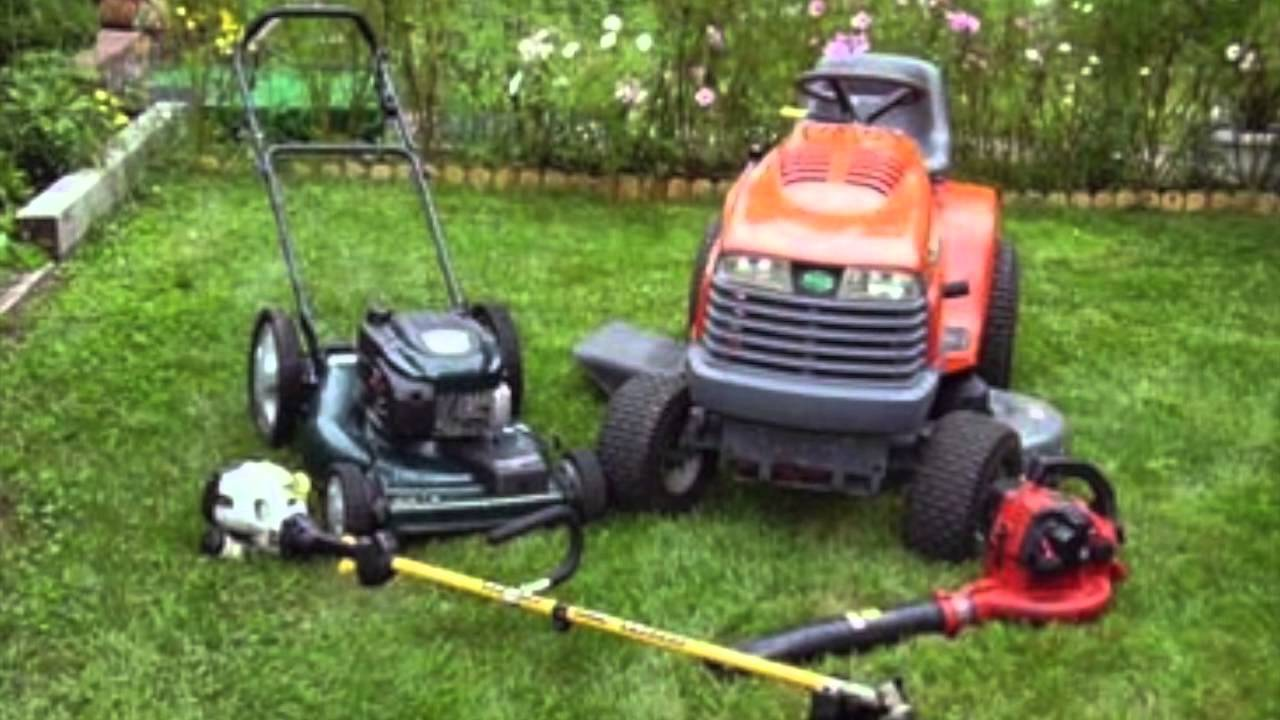 start landscaping business