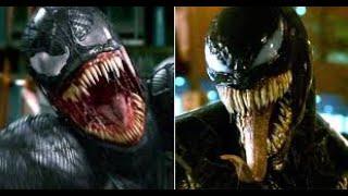 Venom Comparison (2007-2018)  PART 2 (Topher Grace vs Tom Hardy) MOVIE CLIPS