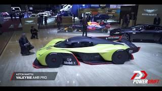 Aston Martin - Gentlemen's cars ft. Aditya Patel : Geneva Motor Show 2018 : PowerDrift