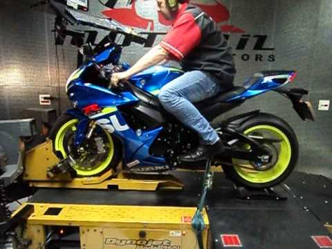 suzuki gsxr750 srad 2016 azul motonil - youtube