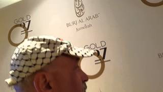 Gold 27 at Burj Al Arab Dubai 05.04.2016