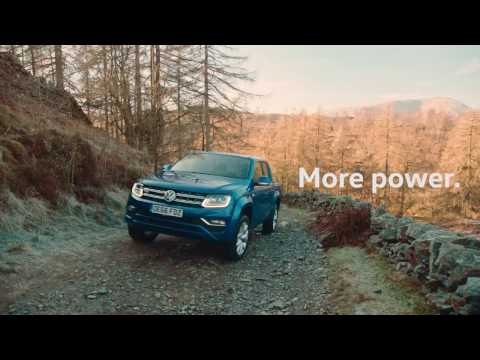 The new Volkswagen Amarok | Volkswagen Commercial Vehicles UK