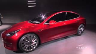 Tesla Model 3, así es el coche eléctrico de 35.000 dólares