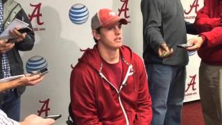 Alabama QB Jake Coker previews SEC Championship