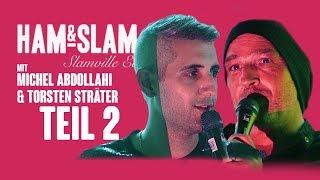 Ham & Slam Slamville Edition mit Michel Abdollahi & Torsten Sträter #2 – Modesünden & Pailletten