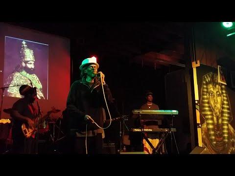 Akae Beka in San Diego for HIM Coronation Celebration at the World Beat Center on 11/08/2015