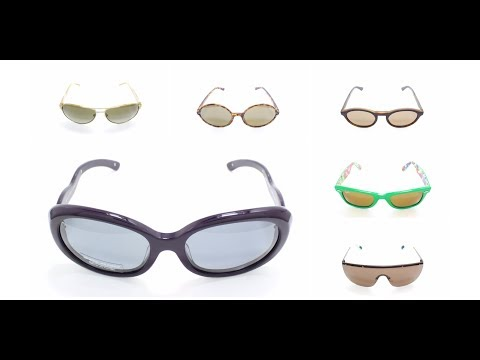 Какие солнцезащитные очки подходят для треугольного лица