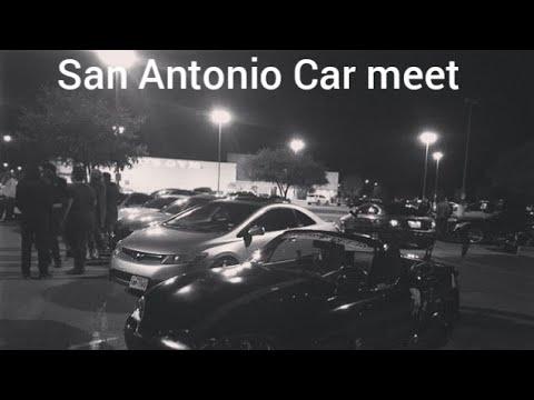 Car Meets In San Antonio