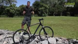 Specialized Crosstrail Sport Disc 2014 Hybrid Bike Review | Rutland Cycling