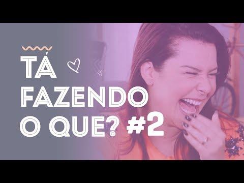 """""""Tá Fazendo o Que?"""" com Rafael Zulu, Ivete Sangalo e Hugo Gloss"""
