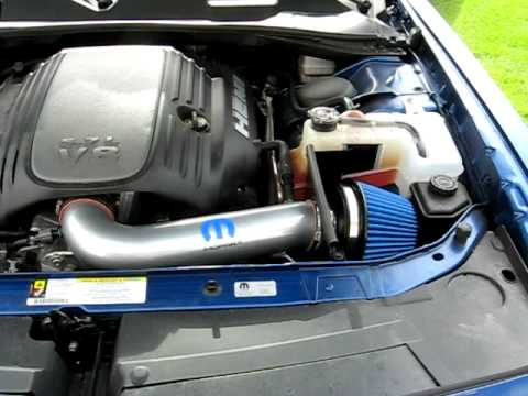 Dodge Challenger Cold Air Intake Youtube