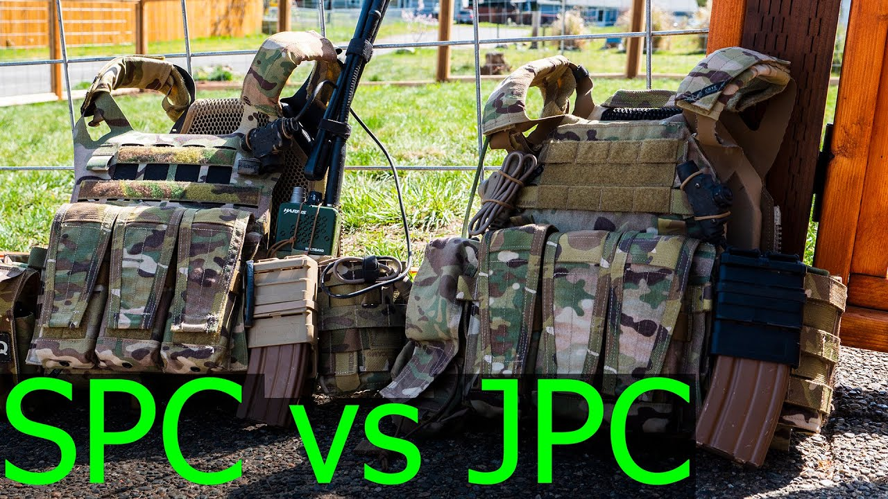 Download Crye JPC 2.0 vs Crye Airlite SPC
