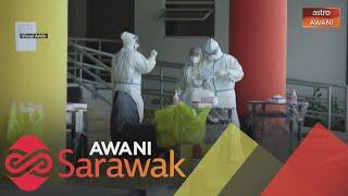 Dua kes COVID-19 dikesan di Kuching
