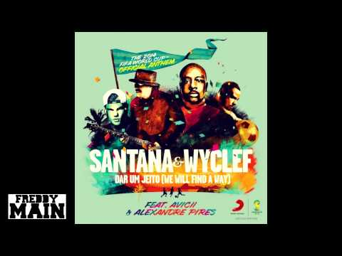 Avicii & Santana - Dar Um Jeito (EDM Remix) + FLP