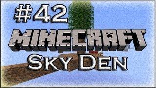 Minecraft: Sky Den Episode 42 - Copper Transmutation!