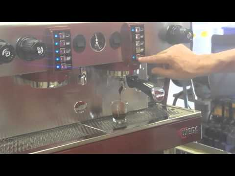 Programming your automatic WEGA espresso machine