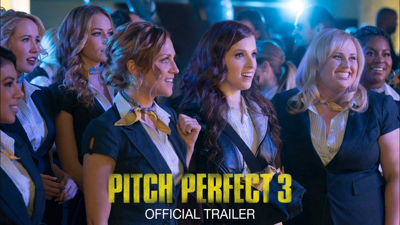 Pitch Perfect 3 - Official Trailer [HD] - YouTube