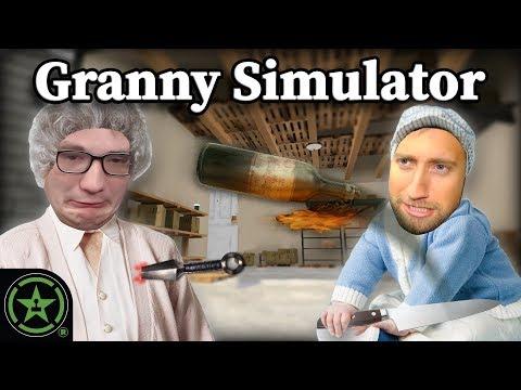 DON'T TASE ME, GRANNY! - Granny Simulator | Play Pals