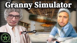 DON'T TASE ME, GRANNY! - Granny Simulator   Play Pals