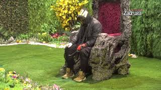 Zadruga 4 - Vuk Mob maskiran kao ubica iz horor filmova - 01.11.2020.
