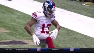 Odell Beckham Jr. 2015-2016 Highlights | 2 Phones | HD