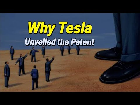 Our patents are all yours now [Tesla & Patent]