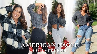 *AMERICAN EAGLE Try on Haul + Holiday Gift Guide!