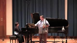 Goodman Trombone Concerto, Mvt 1-Tychinski