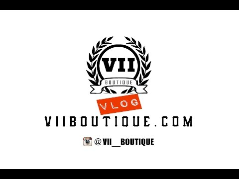 VII BOUTIQUE BANK SALE VLOG