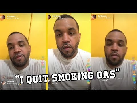Lloyd Banks Says He Quit Smoking After Leaving 50 Cent & G-Unit!