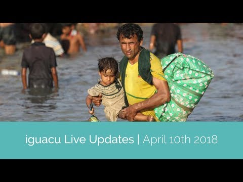Current news on the world's greatest humanitarian crises