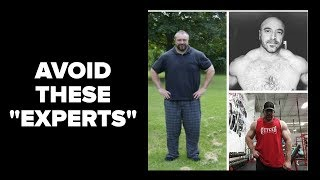 """3 Types of YouTube Fitness """"Experts"""" to Avoid"""