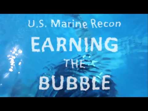 Recon Marines Undergo Underwater Training