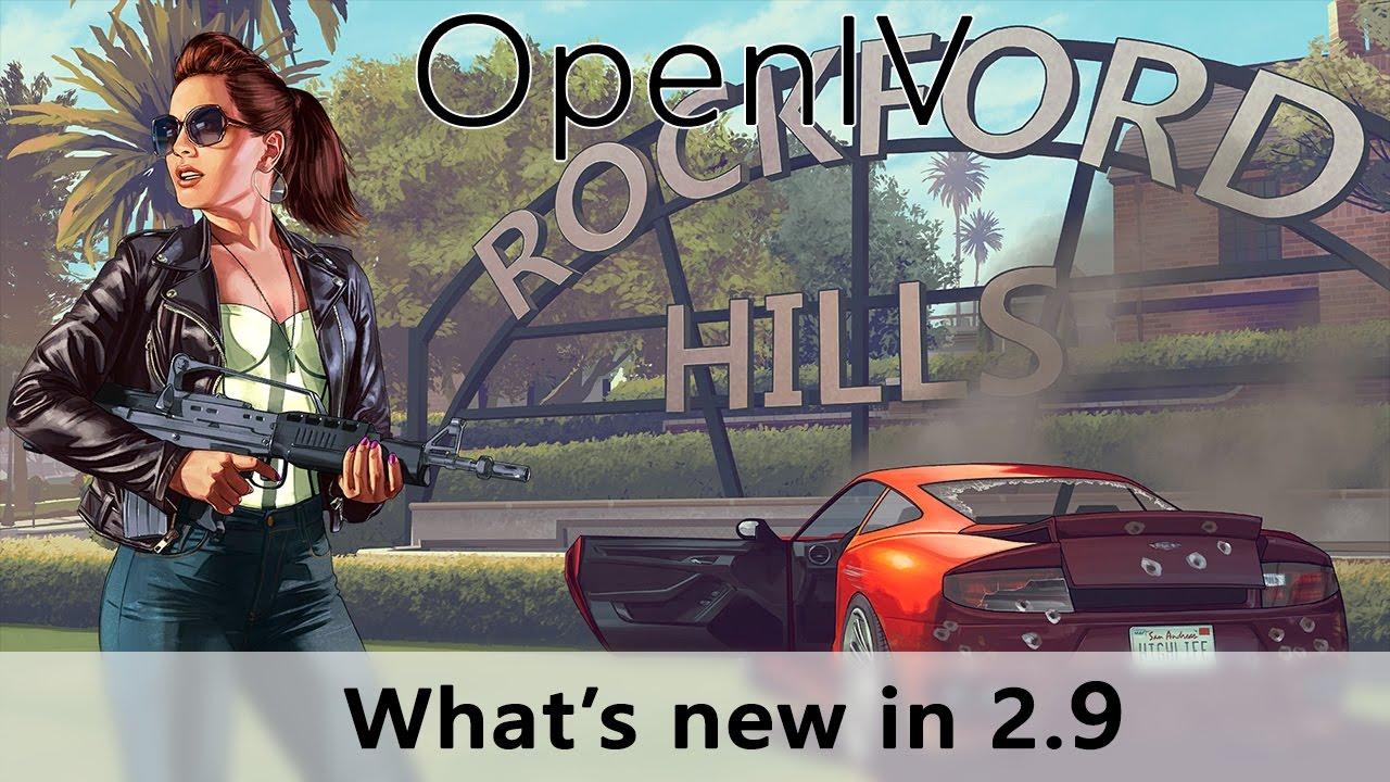 OpenIV – The ultimate modding tool for GTA V, GTA IV and Max