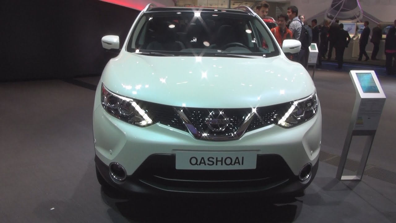nissan qashqai tekna 1 6 dci 130 all mode 4x4i 2016 exterior and interior in 3d youtube. Black Bedroom Furniture Sets. Home Design Ideas