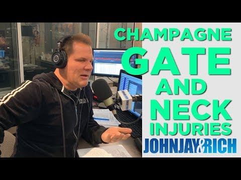 In-Studio Videos - Champagne-Gate & Car Accident Injuries!