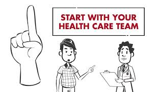 Support starts with your Health care team