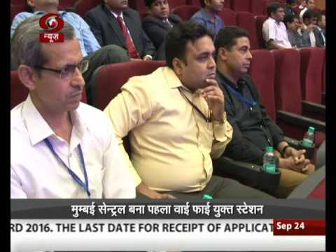 Digital India: Railtel, Google to provide free wi-fi at railway stations