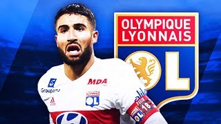 NABIL FEKIR - Genius Skills, Passes, Goals & Assists - 2018 (HD)
