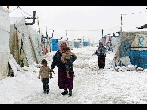 بالأرقام  أوضاع اللاجئين السوريين في لبنان هي الأسوء  - 09:20-2017 / 12 / 17