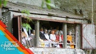 Merinding, Di Toraja Ada Tempat Pemakaman di Dalam Goa - 26 Indonesian Authentic Places (13/10)