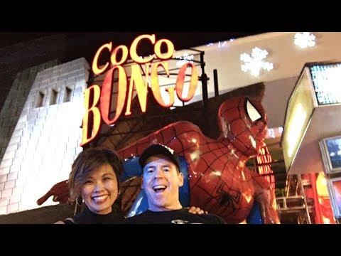 COCO BONGO CANCUN MEXICO! THE CRAZIEST PARTY CLUB IN CANCUN MEXICO!