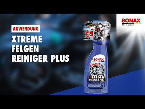 SONAX XTREME FelgenReiniger PLUS | deutsche-autopflege.de