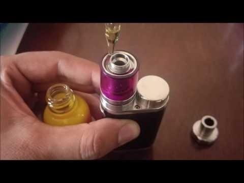Eleaf iStick Pico + Melo 3 Mini Tank Review