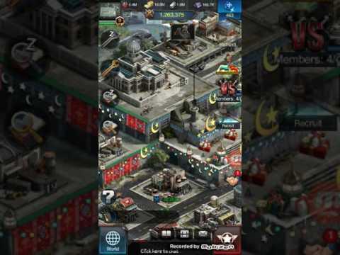 Last Empire War Z Cross State Battle Killing Zombies For The Last Reward